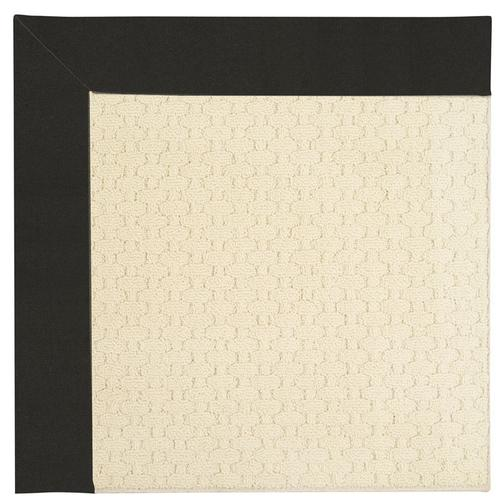 Creative Concepts-Sugar Mtn. Canvas Black Machine Tufted Rugs