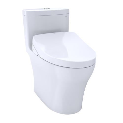 Aquia® IV - WASHLET®+ S500e One-Piece Toilet - 1.0 GPF & 0.8 GPF - Cotton
