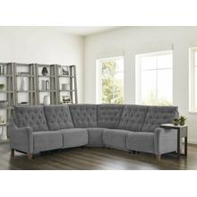 CHELSEA - WILLOW GREY 5pc Package (811LP, 810P, 850, 840, 811RP)