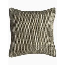 """See Details - Kingscote Indoor Outdoor Decorative Pillow - Black And Beige (20"""" x 20"""")"""