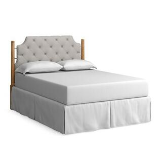 Midtown Maple Upholstered Panel Headboard