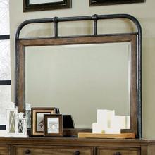 Mcville Mirror w/ Metal Frame