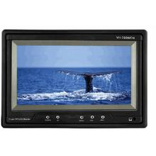 """7"""" TFT16:9 Wide Screen Headrest Mount Monitor(Recycled Panel)"""