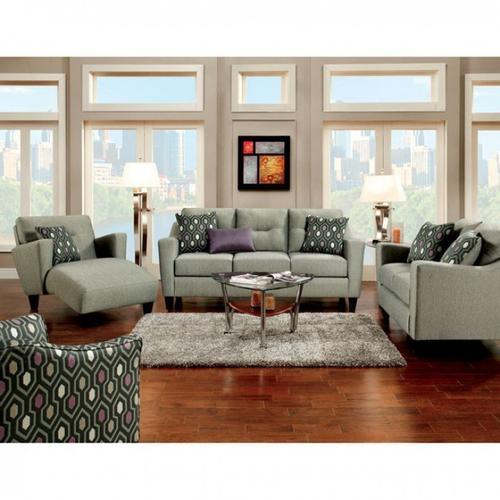 Furniture of America - Coltrane Love Seat