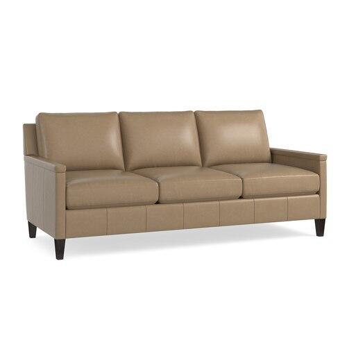 Miranda Leather Sofa