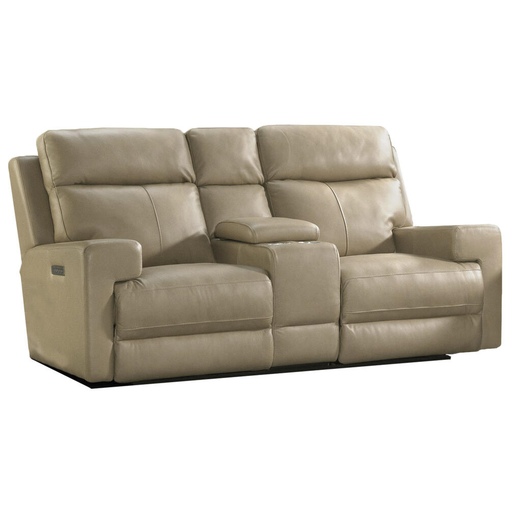 Solana Triple Power LoveSeat  Moon Mist