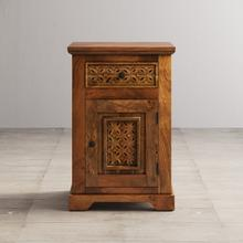 View Product - Decker Cabinet Accent Table