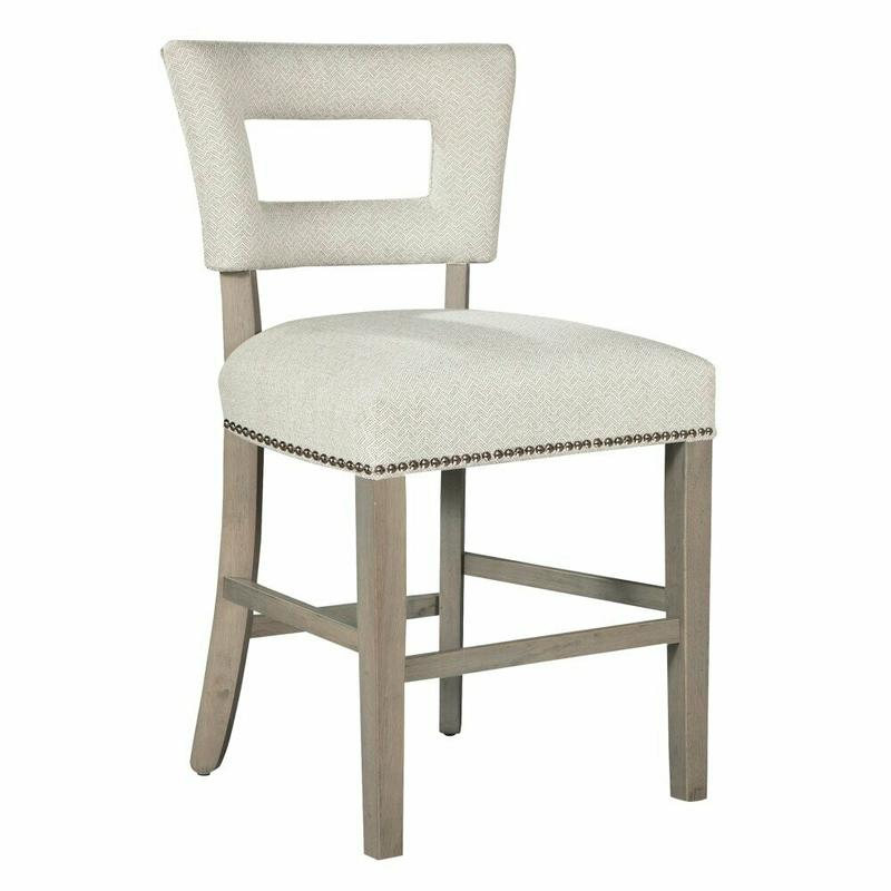 7522 Meyers Counter Stool with Nailheads