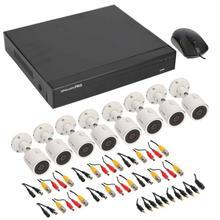 8-Channel XVR Kit