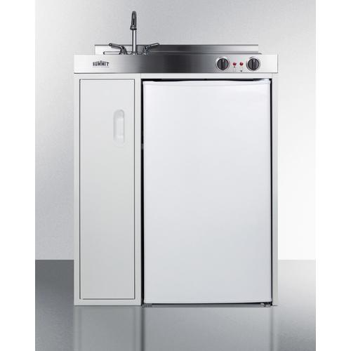 """30"""" Wide All-in-one Kitchenette"""