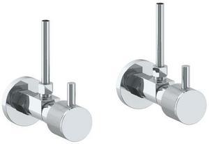 Lavatory Angle Stop Kit -1/2 Compression X 3/8 Od Compression Product Image