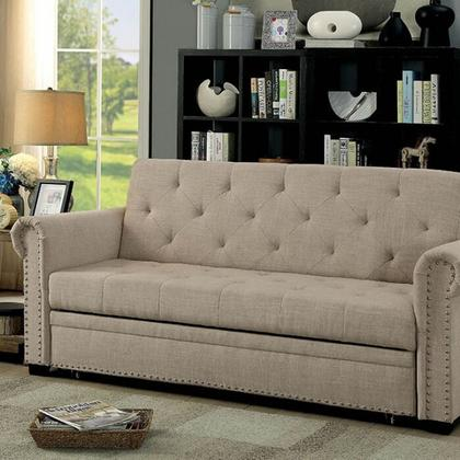 See Details - Iona Futon Sofa