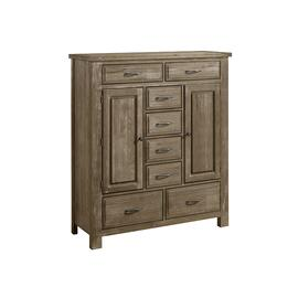See Details - Sweater Chest - 8 Drawers and 2 Doors