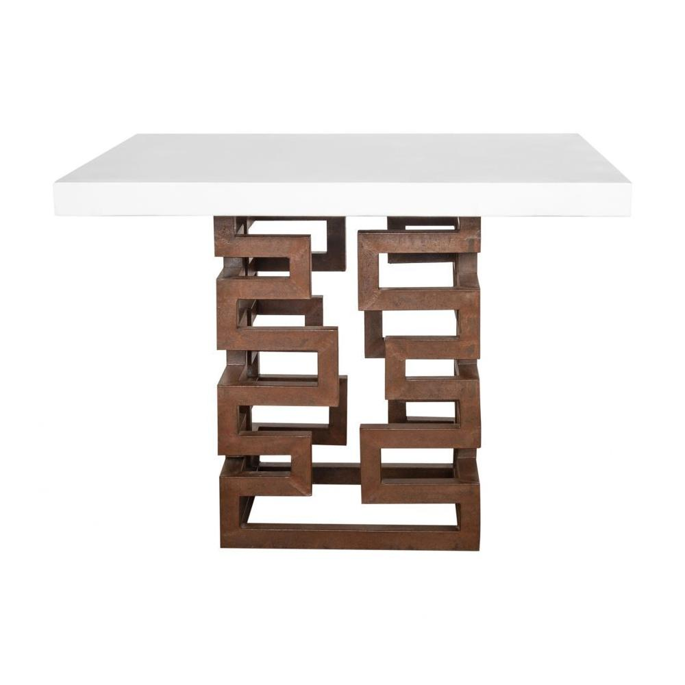 Ivey Outdoor Square Dining Table