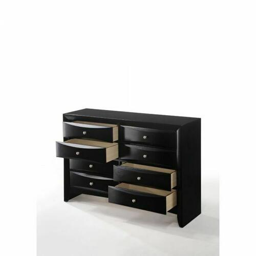 ACME Ireland Dresser - 04165 - Black