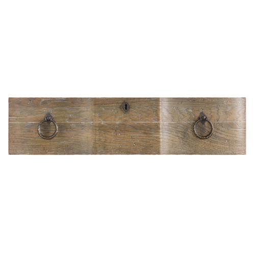Bedroom Boheme Bastogne Three-Drawer Nightstand