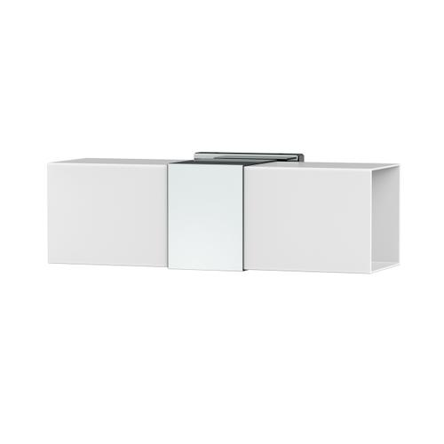 Elevate Lighting Sconces in Chrome