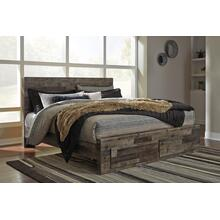 Derekson King Storage Bedframe