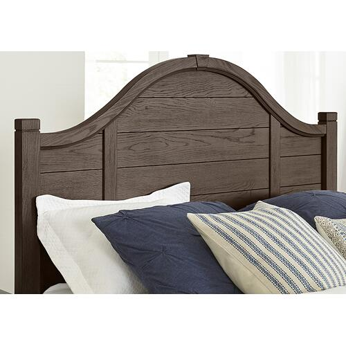 Arched Bed in Queen & King