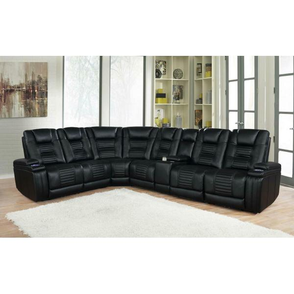See Details - 7 PC Power2 Sectional