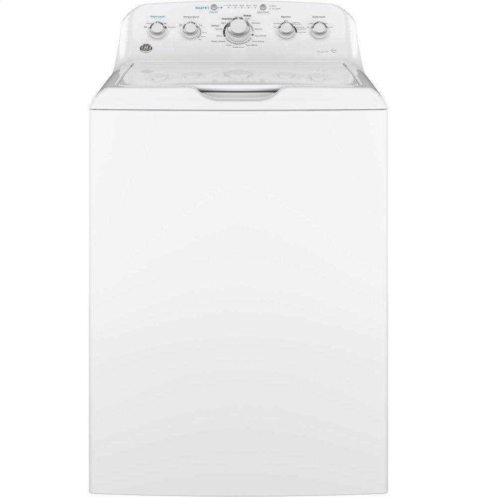 GEGe® 4.5 Cu. Ft. Capacity Washer With Stainless Steel Basket