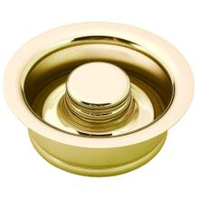 View Product - Disposal Ring and Stopper in Polished Brass