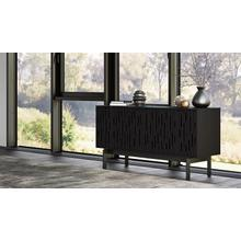 View Product - Code 7376 Console in Ebonized Ash
