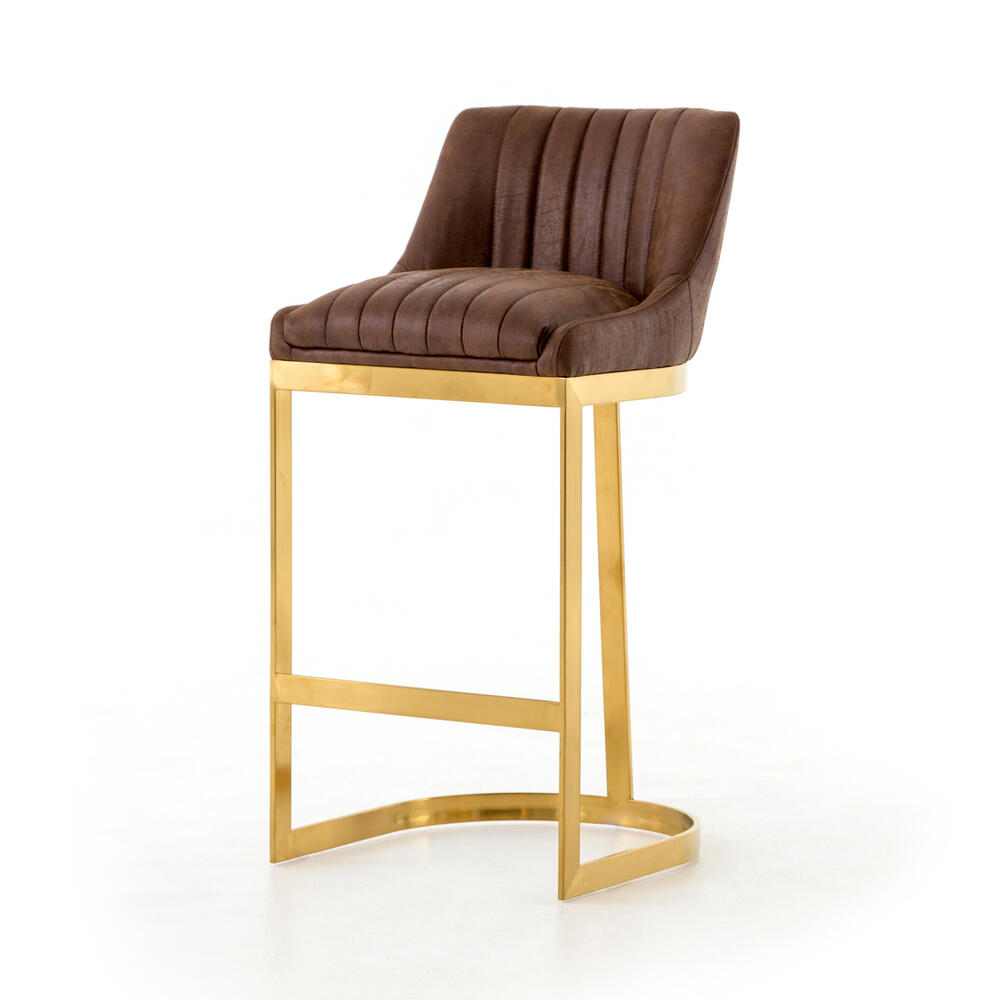 Rory Bar Stool-vintage Tobacco