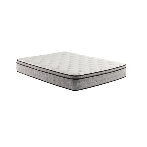 SleepInc 12-inch Cushion Firm Euro Top Mattress in Box, Twin