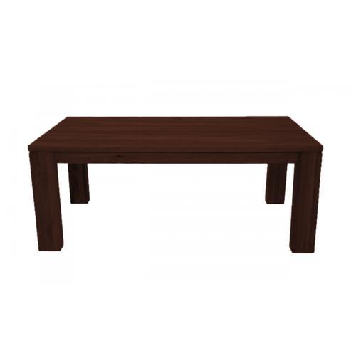 Gallery - Modrest Cargill - Modern Solid Walnut Beechwood Dining Table