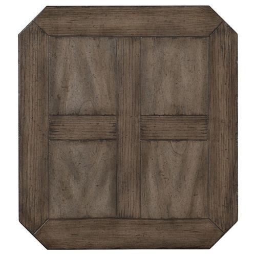 Bedroom Woodlands One-Drawer Nightstand