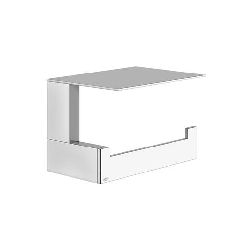 Gessi - Wall-mounted tissue holder with cover
