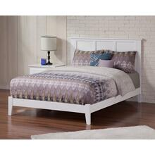 Madison Queen Bed in White
