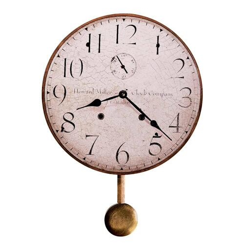 Howard Miller Original II Antique Wall Clock 620313