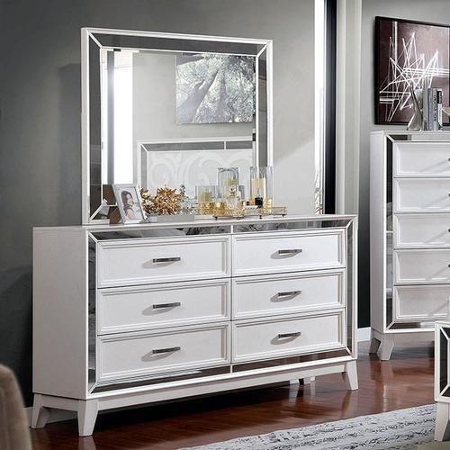 Furniture of America - Lamego Dresser