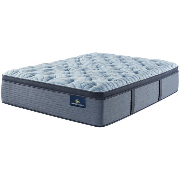 Perfect Sleeper - Luminous Sleep - Plush - Pillow Top - Queen