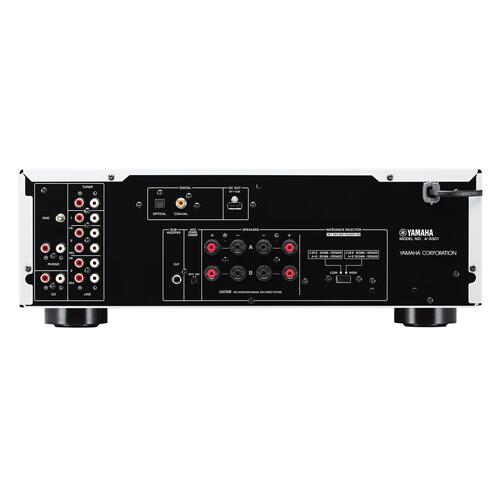 A-S301 Black Integrated Amplifier
