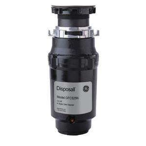 GEGE® 1/2 HP Continuous Feed Garbage Disposer - Corded