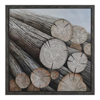 Timber Wall Decor