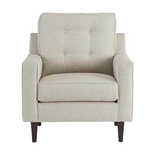 Chair - Shown in 123-05 SugarShack Oatmeal Finish