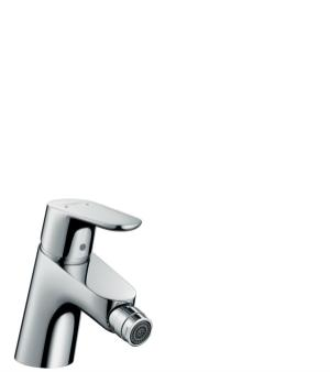 Chrome Single-Hole Bidet Faucet Product Image