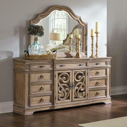 Ilana Traditional Nine-drawer Dresser