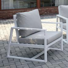 See Details - India Patio Arm Chair