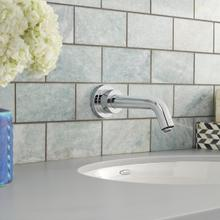 View Product - Serin Sensor-Operated Wall-Mount Faucet  American Standard - Polished Chrome