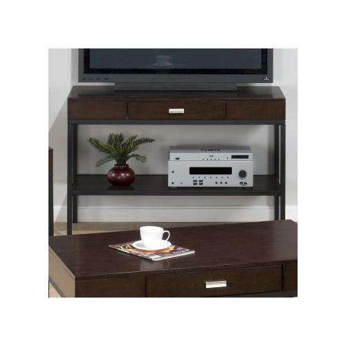 Sofa Table/media Unit W/ Drawer and Shelf