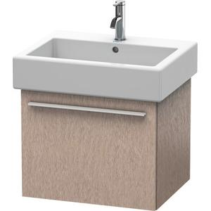Vanity Unit Wall-mounted, Cashmere Oak