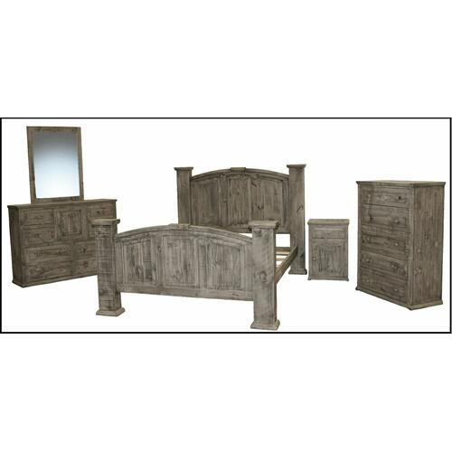 Million Dollar Rustic - Charcoal Grey Mansion