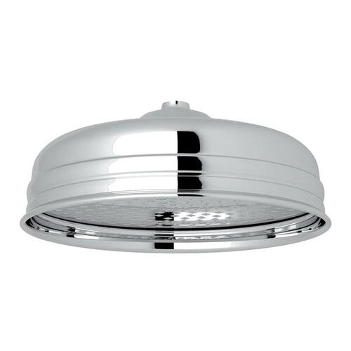 12 Inch Rain Showerhead - Polished Chrome