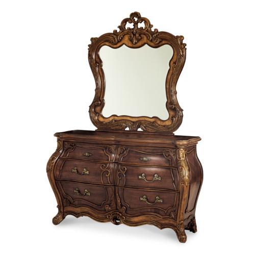 Double Dresser & Mirror
