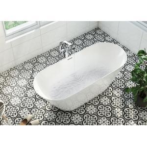 Leyden Floor-mount Tub Filler - Phase out - Bronze